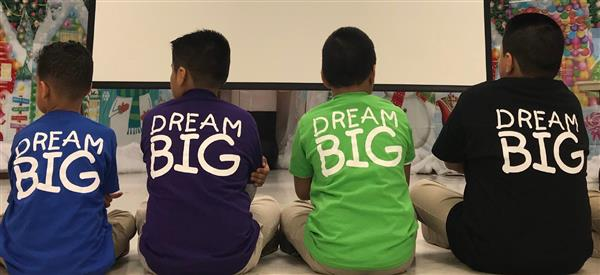 Dream Big Students